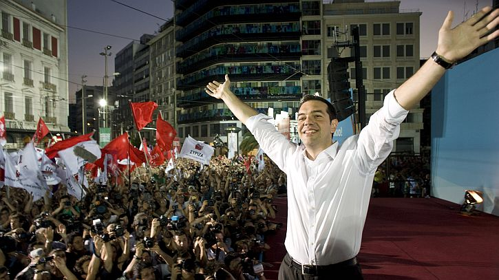 Tzsipras election victory