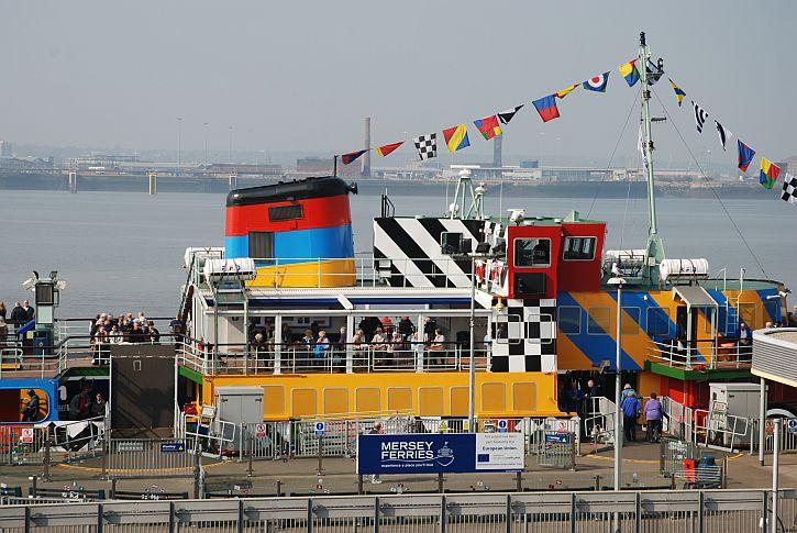 Dazzle Ferry 2