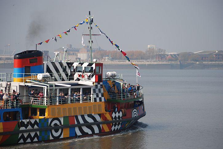 Dazzle Ferry 3
