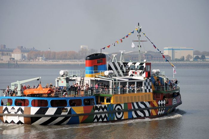 Razzle Dazzle on the Mersey