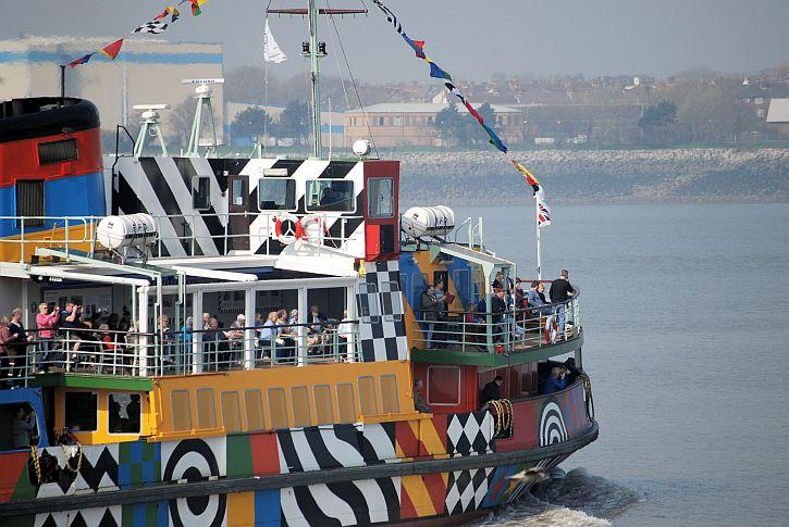Dazzle Ferry 5