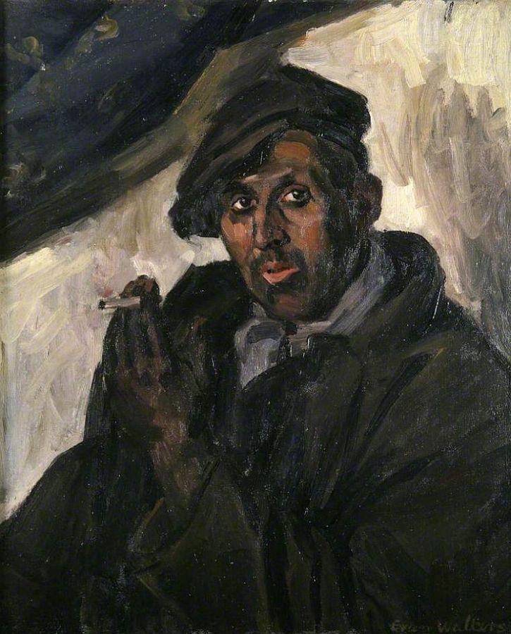 Evan Walters, a Welsh Miner, 1930