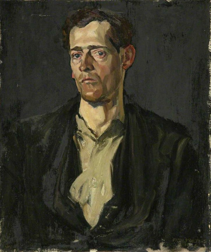 Evan Walters: Mr William Hopkins, a Welsh Collier, 1926