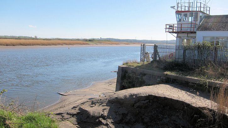 Fiddler's Ferry lock 3