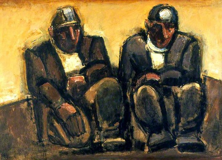 Josef Herman, Miners