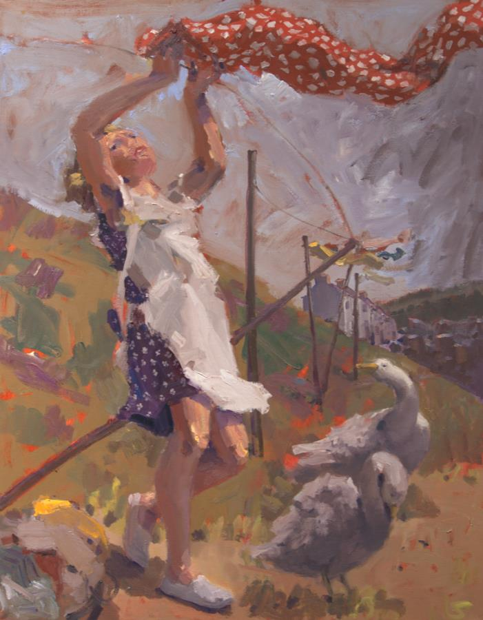 Kevin Sinnott, Bit of a Wind Getting Up