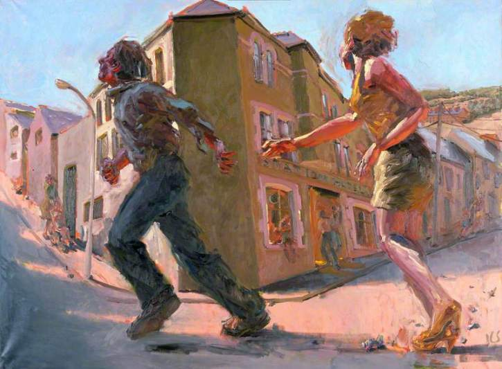 Kevin Sinnott, Running Away with the Hairdresser