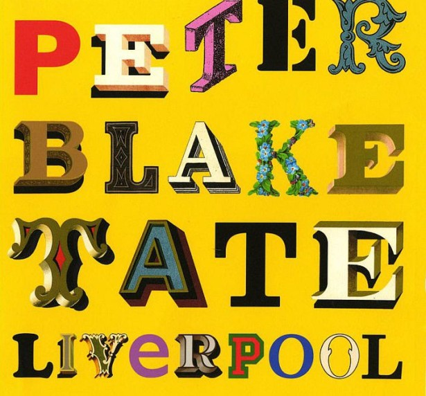 Peter Blake, A Souvenir of the Peter Blake Retrospective, Tate Liverpool, 2007