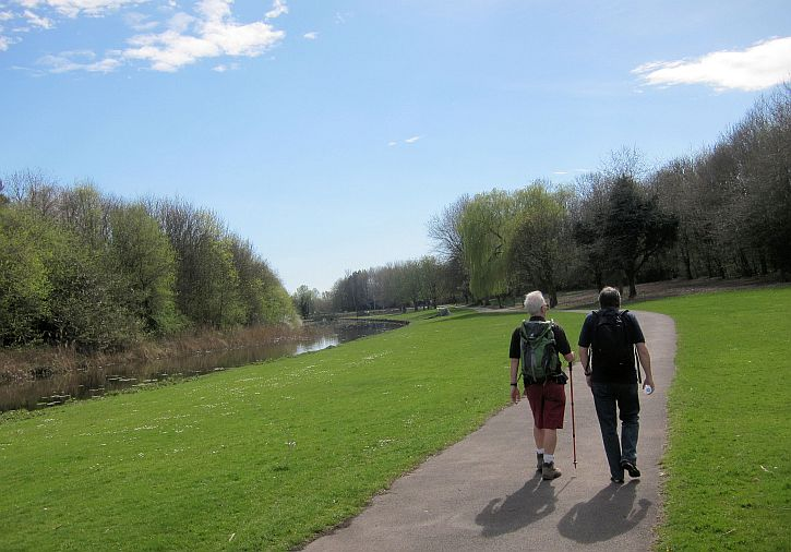 Sankey Valley Park Warrington 5
