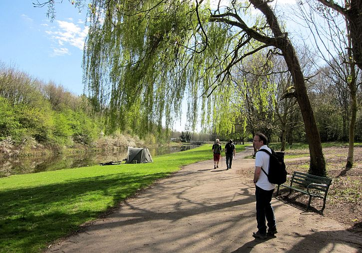 Sankey Valley Park Warrington 6