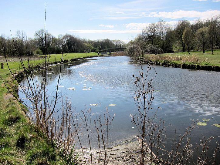 Sankey Valley Park Warrington 7