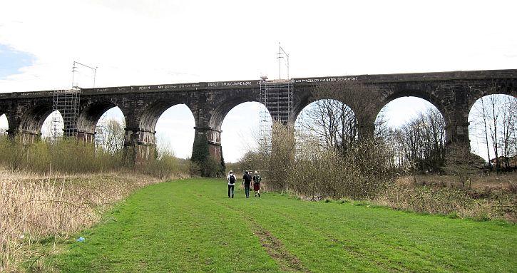 Sankey Viaduct 2