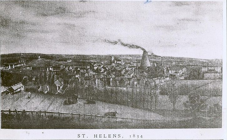 St Helens 1824 (www.sthelenshistory.co.uk)