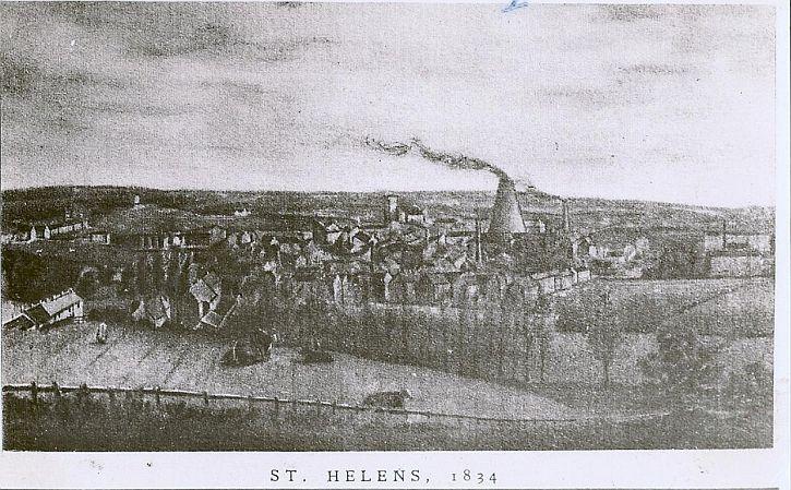 St Helens 1824 (www.sthelenshistory.co.uk)