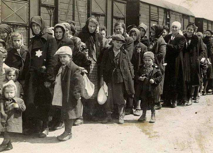 Transport to Auschwitz