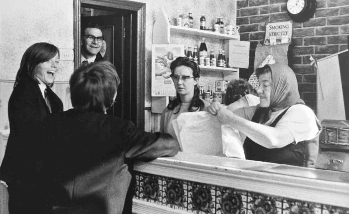 Tricia Porter's photographs of Liverpool 8 in the1970s
