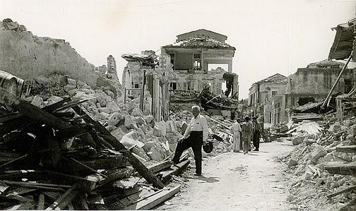 1953 Kefalonia earthquake 1