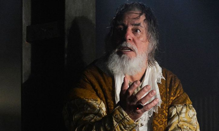 Barry Rutter as King Lear