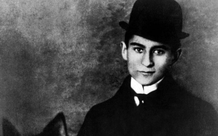 In The Shadow Of Kafka: the prophet ofPrague