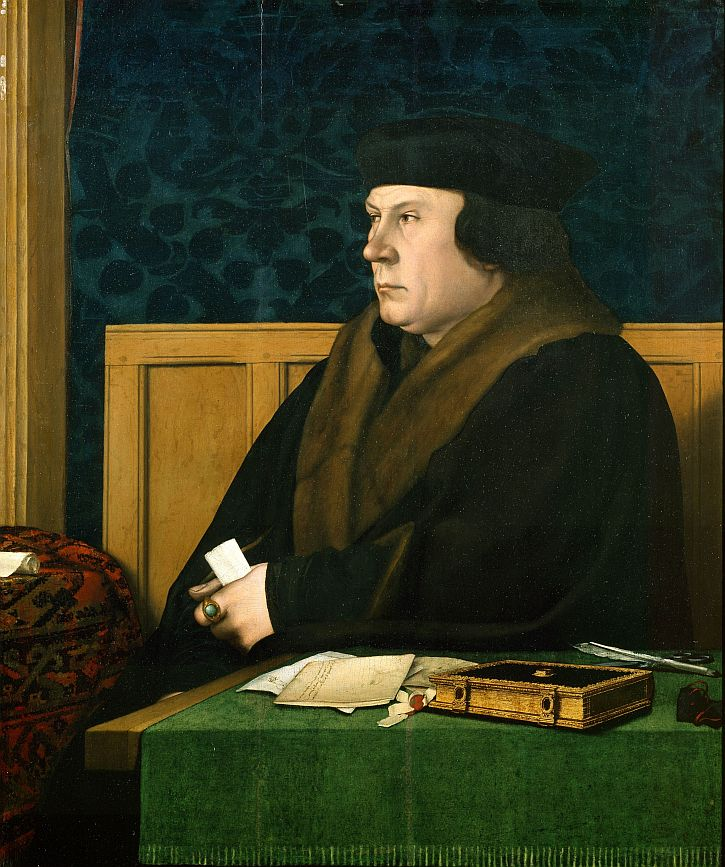 Hans Holbein, Thomas Cromwell,