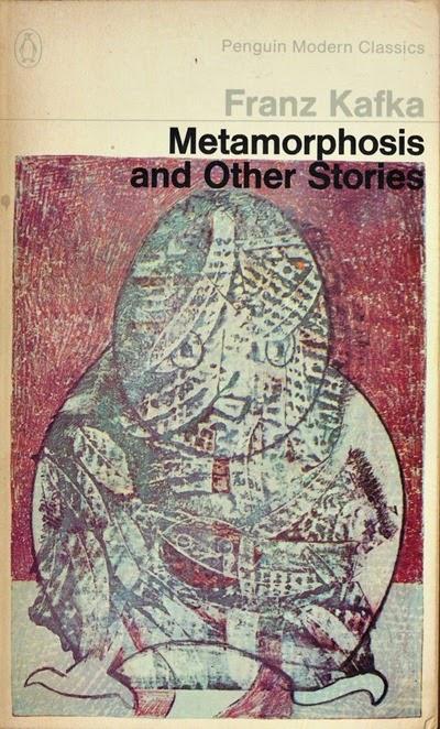 Kafka Metamorphosis cover 1967 Max Ernst, Le Hibou