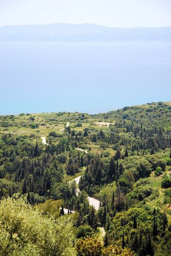 The view from Old Skala