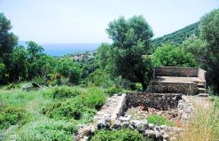 Ruins of Old Skala