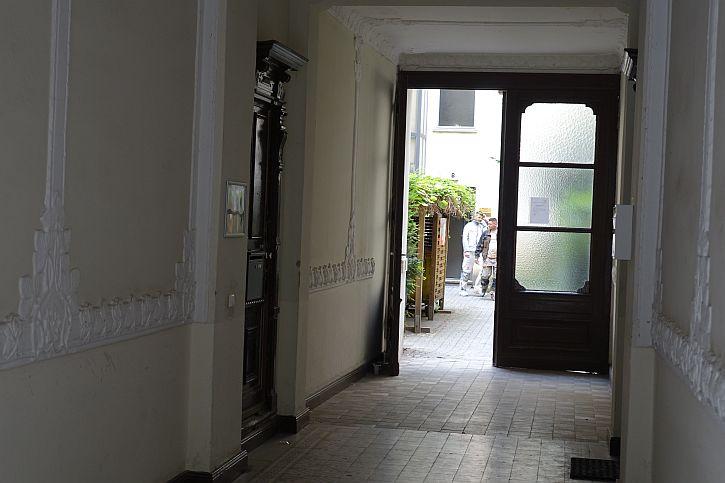 42 Fasenstrasse hallway 2