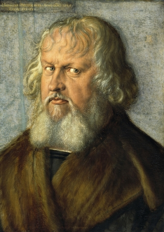 Albrecht Dürer, Portrait of Hieronymus Holzschuher, 1526