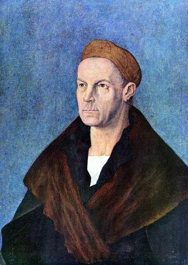 Albrecht Dürer, Portrait of Jacob Fugger, c1520