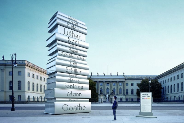 Berlin: books that created the city that haunts ourimagination