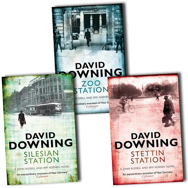 David Downing John Russell series