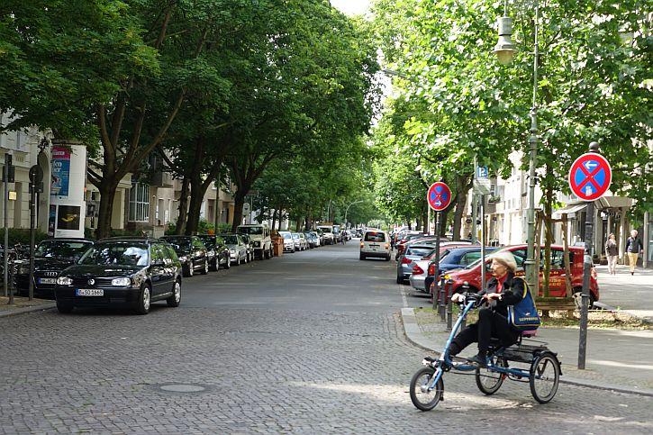 Fasenstrasse Berlin