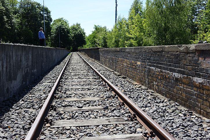Grunewald Gleis 17