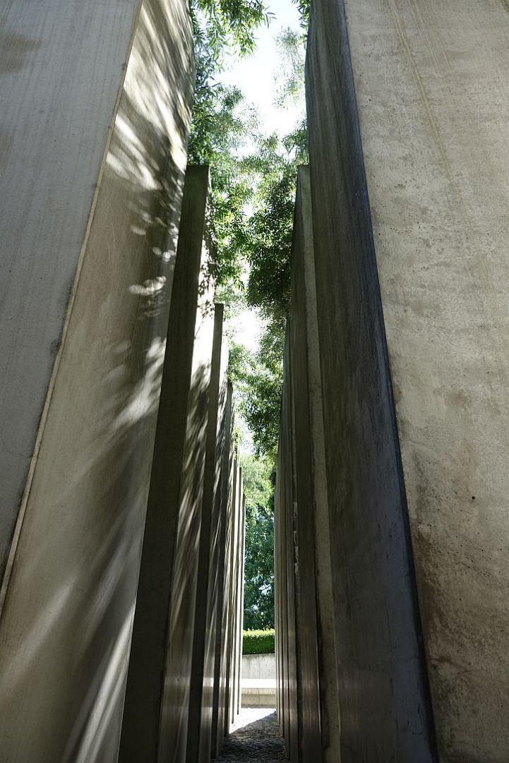 Jewish Museum Berlin Garden of Exile 1