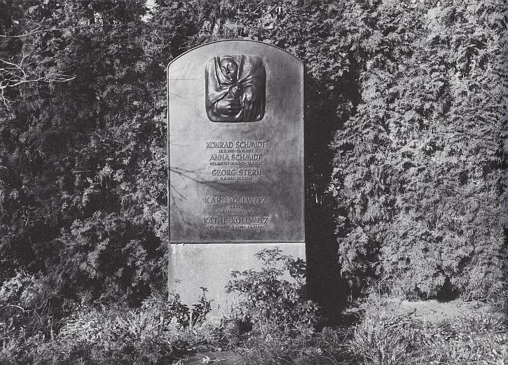 Kollwitz grave