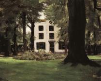 Max Liebermann, Country House in Hilversum, 1901