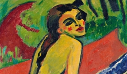 Expressionists in Berlin (Impressionists, too)