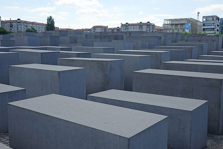 Memorial to the Murdered Jews of Europe 3