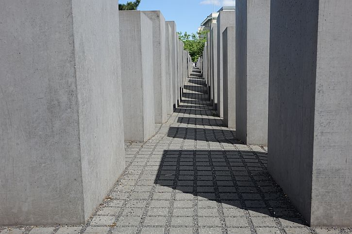 Memorial to the Murdered Jews of Europe 5