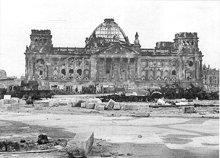 Visiting the Reichstag: the ghosts of history – That's How ...