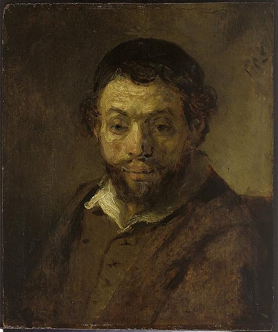 Rembrandt, Portrait of a Young Jewish Man, 1648