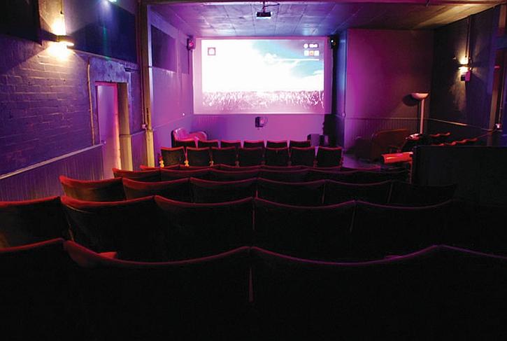 The Small Cinema Liverpool