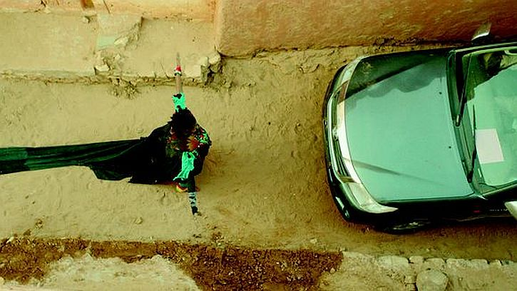Timbuktu defiance of local witch doctor