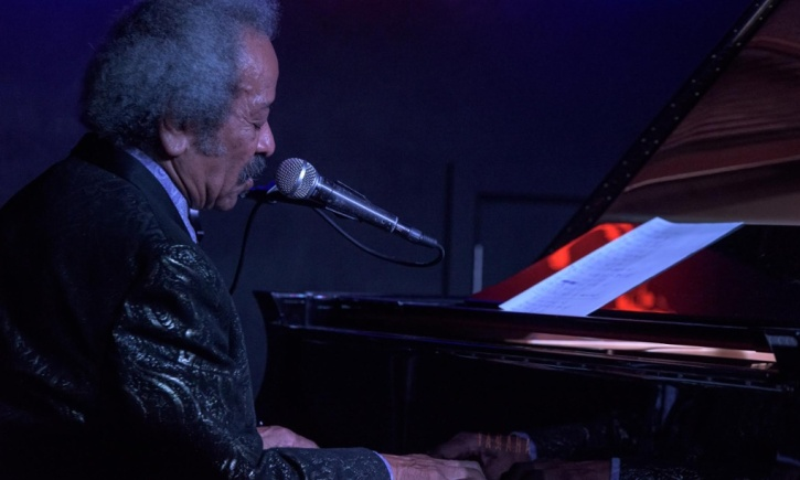 Allen Toussaint at Ronnie Scotts (Guardian)
