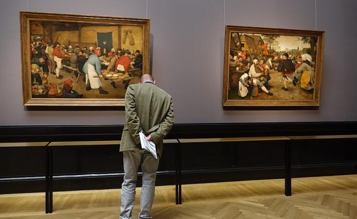 Bruegel in Vienna, part 1: through theseasons