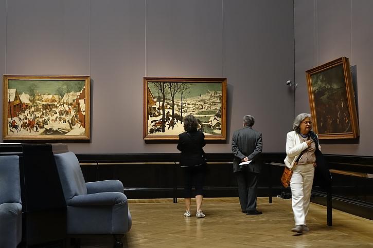 Bruegel room, Kunsthistorisches Museum Vienna