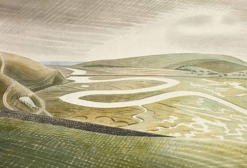 Cuckmere Haven, 1939