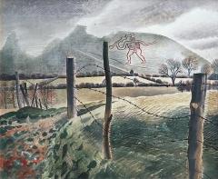 The Cerne Abbas Giant, 1939