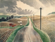 Wiltshire Landscape, 1937